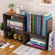 Small Desk Bookshelf Modern Student Desk Bookshelf Simple Combination Of Children S