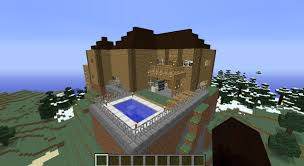 Minecraft Master Bedroom 1 2 3 Minecraft Wooden Mansion Awesome Maps Mapping And