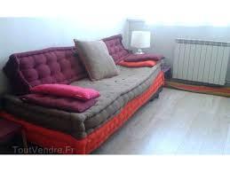 canapé lit maison du monde banquette lit maison du monde banquette canape lit couchage