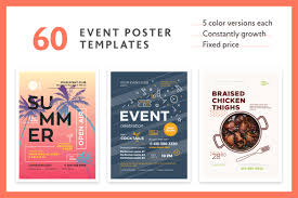 flyer templates page 6 creative market