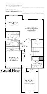 luxury townhouse floor plans bowes creek country club the townhome collection the eastport