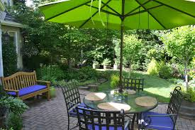 Outdoor Patio Set With Umbrella Magnificent Patio Umbrella Stand In Patio Traditional With Best