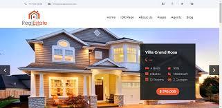 free wordpress real estate theme for real estate agents u0026 realtors