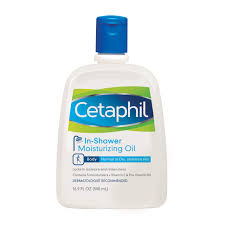 cetaphil in shower moisturizing oil review allure