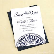 nautical save the date concertina press nautical save the date cards style