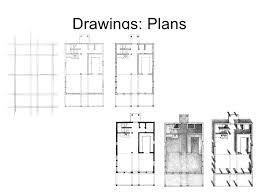 architecture design plans architectural drawings the language of architectural design
