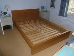 lade wood ikea bed sultan lade with solid headboard and end