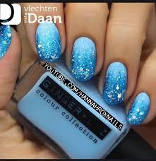 nail polish blue sparkle nails finger nails cute nails nail