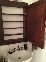perfect craftsman medicine cabinet 11 about remodel mission style