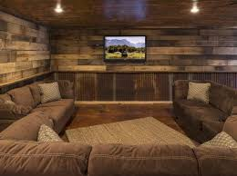 Rustic Wood Interior Walls Best 25 Rustic Basement Ideas On Pinterest Rustic Shower Tin