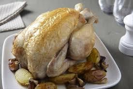 cuisine recette poulet recette de poulet farci aux chignons facile et rapide