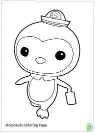 Octonauts Coloring Pages For Octonauts Coloring Page 10121 Free Octonauts Coloring Pages
