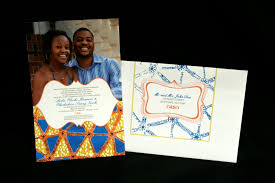 Wedding Invitations How To African Wedding Invitations Vertabox Com
