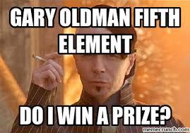 Fifth Element Meme - oldman fifth element