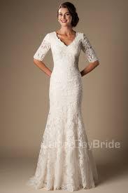 modest wedding dresses devonshire