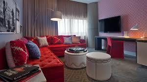 stylish u0026 contemporary hotel rooms in w