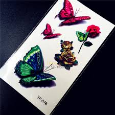 butterfly design tattoos promotion shop for promotional butterfly