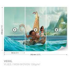 wall mural photo wallpaper xxl disney moana maui heihei pua wall mural photo wallpaper xxl disney moana maui