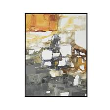 Seeking Painting Semblance Of Order Print Printing And Paintings