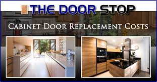 kitchen cabinet doors replacement cost everything you need to about cabinet door replacement