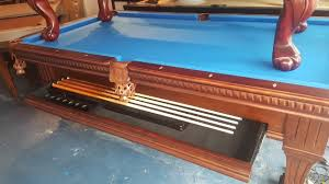 Imperial Pool Table by Imperial Ramsey 8 U0027 Pool Table With Storage Drawer
