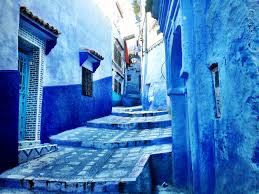 The Blue City Morocco by Morocco Is The Answer To Your Lawrence Of Arabia Fantasies