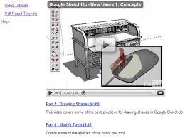 5 free tutorial websites to improve your google sketchup u0026 3d