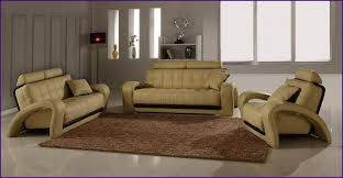 home design ideas leather furniture for fascinating living room