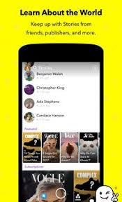 snapchat for android snapchat apk free social app for android apkpure