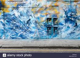 London Wall Murals Wall Mural Turville Street E2 London Stock Photo Royalty Free