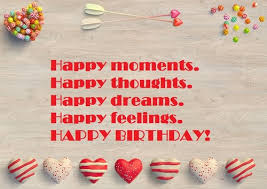 simple birthday wishes images messages and quotes