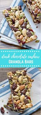 Top 10 Healthiest Granola Bars by Best 25 Clean Granola Bars Ideas On Healthy