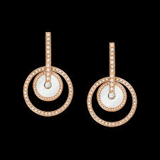 piaget earrings piaget earrings are made for a splendid evening out stylish