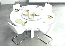 modern white round dining table modern white round dining table set buy sets wadaiko yamato com