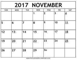 printable calendar page november 2017 november calendar printable etame mibawa co