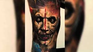 3d tattoos best horror designs 3d