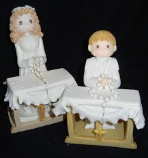 communion cake toppers baptismal communion confirmation cake toppers favors
