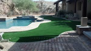 mesa artificial grass installation az landscape creations