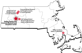 Umass Campus Map Umass Farms Resources For Education Research And Outreach