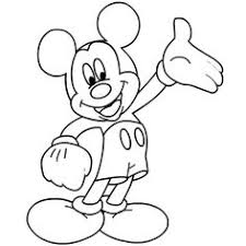 mickey mouse coloring pages 4 mickey minnie party
