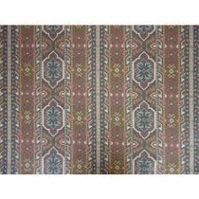 Colourful Upholstery Fabric Mediterranean Patchwork Multi Coloured Cotton Tapestry Curtain
