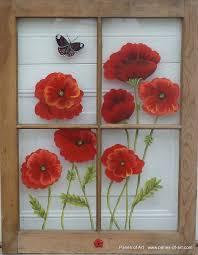 best 25 window pane art ideas on pinterest painted window panes