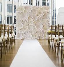 wedding backdrop rentals paper flower wedding backdrop 8ft x 10 ft rental we service ny nj