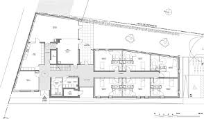 ground floor plan gallery of 24 housing units zanon bourbon architects 13