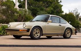 Porsche Carrera 1976 1976 Porsche 911 S 2 7 Coupe Signature Edition North America U00271975 U201376