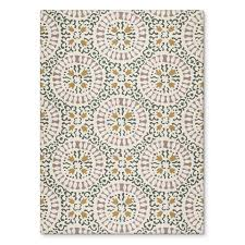 Threshold Indoor Outdoor Rug Threshold Indoor Outdoor Flatweave Medallion Rug Atlanta