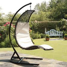 Ebay Wicker Patio Furniture - suntime curve rattan garden swing seat garden swing seat garden