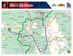 Snowmass Colorado Map by Usa Pro Cycling Challenge 2013 Breckenridge Route Details Breck