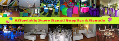 table rentals miami coqui party rentals miami party rental supplies bounce houses