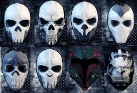 post your signature mask paydaytheheist